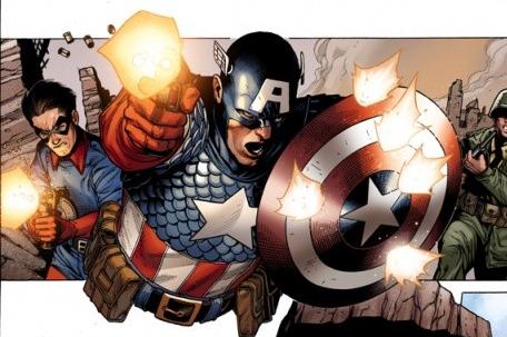 Capitan America #21 (AAVV)