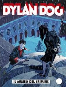 Dylan Dog #305 - Il museo del crimine (Gualdoni, Mari)