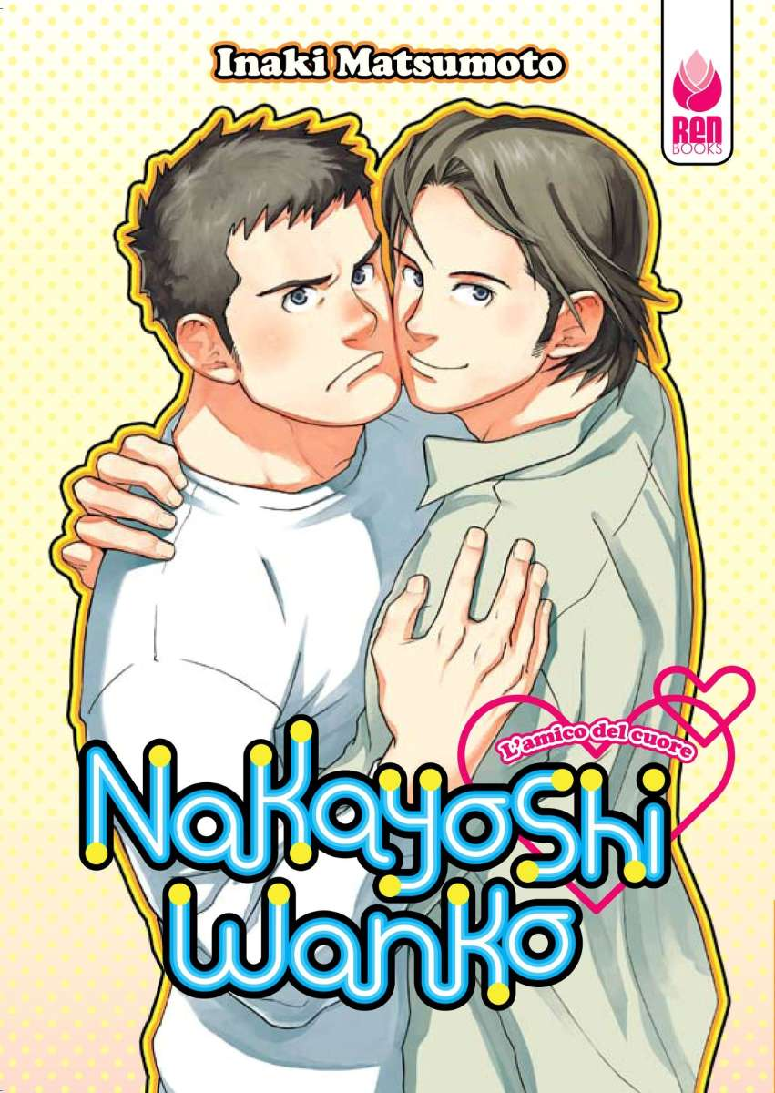 REN Comics annuncia Nakayoshi Wanko di Inaki Matsumoto