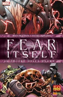 Fear Itself #2/4: la paura della paura