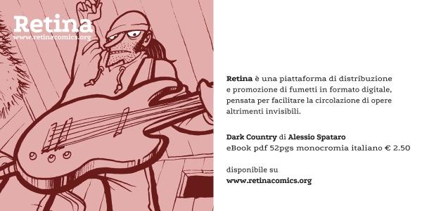 Retina: una nuova piattaforma di distribuzione di fumetti digitali