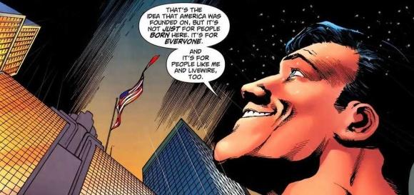 Superman #56 (Straczynski, Roberson, Busiek, Leonardi)