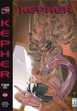 Kepher#4 - Resurrezione (Cardinale,Nocilli,Piacentini)