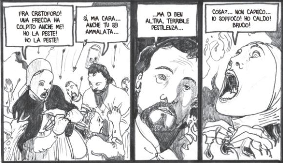 Amore e morte a Venezia nell'ultimo fumetto di Marco Tagliapietra