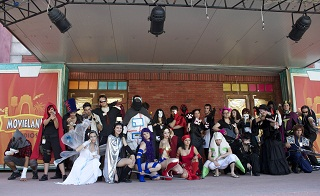 "Torna il cosplayer contest ""Be a Superhero"" in occasione di Ludicomics"