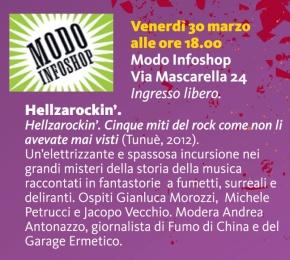 Hellzarockin, il rock a fumetti al Future Film Festival di Bologna