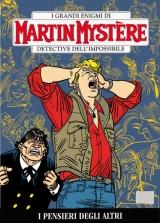 Martin Mystère #319 – I pensieri degli altri (Mignacco, Bagnoli, Gradin)