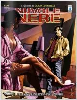 Nuvole Nere #3 – Il lato sinistro del cuore (Lucarelli, Smocovich, Camoriano)