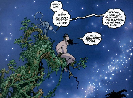 Chuck Dixon: intervista su Superman Tarzan Figli della giungla