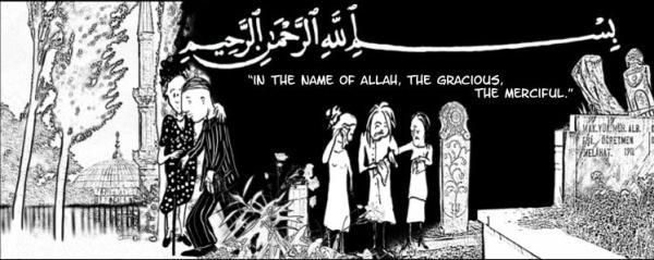 Identità e generi nel nuovo fumetto di Beldan Sezen