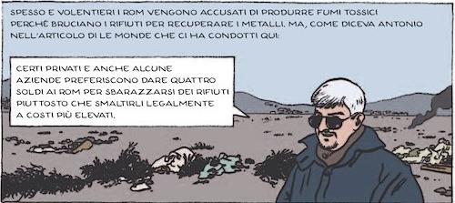 Noi e i Rom: storie di normale violenza