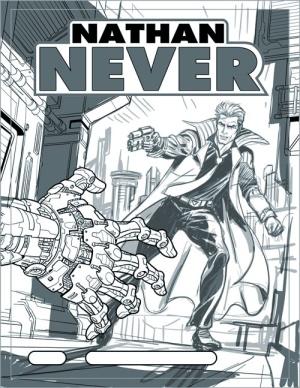 Il nuovo volto della fantascienza: Sergio Giardo, copertinista di Nathan Never