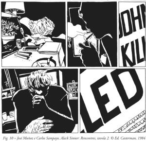 Il sistema fumetto di Terry Groensteen