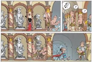Sarkozix: un fumetto candidato alla presidenza