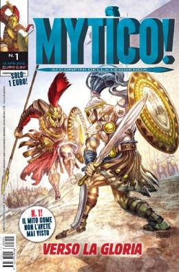 Mytico #1 (Ascari, Riccadonna, Meloni, Martinello)