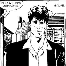 Dylan Dog #307 – L'assassino della porta accanto