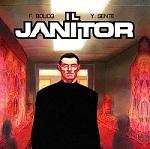 Una nuova serie ambientata nel Vaticano da 001 Edizioni: Il Janitor