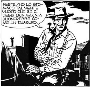 Buonanotte Tex: Le iene di Lamont, Texone #26