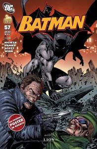 Batman #57 (Daniel, Nicieza, Scott, Sampere, Bressan)