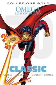 Steve Gerber: Omega Classic