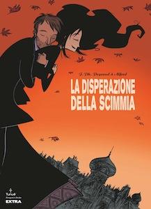 Tunuè presenta il nuovo volume di Alfred: La disperazione della Scimmia