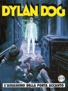 Dylan Dog #307 - L'assassino della porta accanto