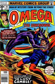 Steve Gerber: Omega Classic #10