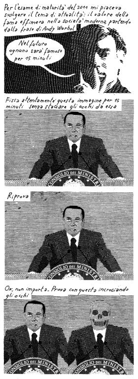 L' immagine dispotica secondo Giacomo Nanni