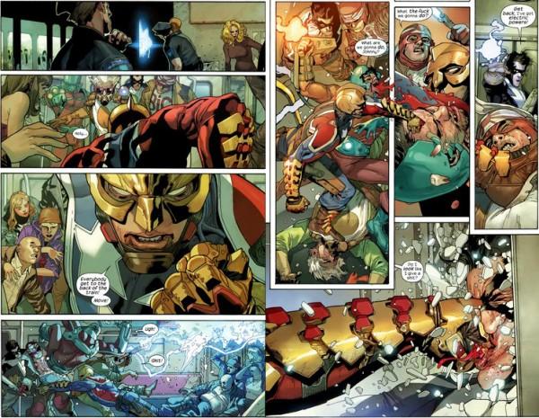 Supercrooks #1 (Millar, Yu)