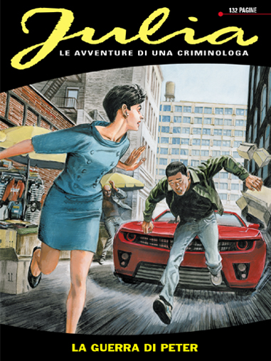 Julia #162 - La guerra di Peter (Berardi, Calza, Piccioni)