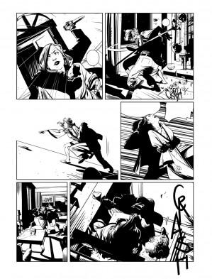 Law, legal thriller a fumetti: intervista a Giorgio Salati