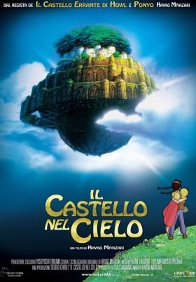 Meglio tardi che mai: Il castello nel cielo di Miyazaki al cinema