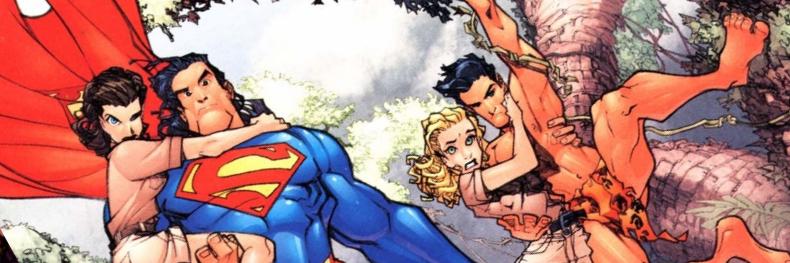 Superman Tarzan: Figli della giungla