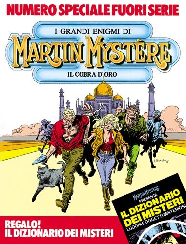 Intervista ad Alfredo Castelli per i 30 anni di Martin Mystère
