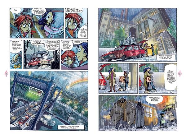 W.I.T.C.H.: il magazine Disney a fumetti si rinnova e diventa digitale!