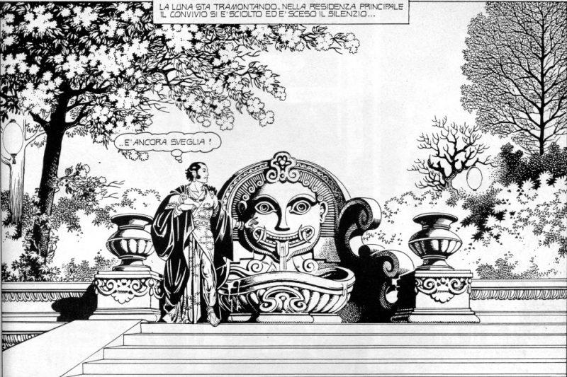 Il testamento di Magnus e le tensioni liberty nel fumetto_Approfondimenti
