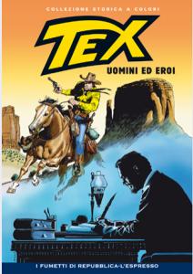 ICON: Claudio Villa. Sotto il segno di Tex