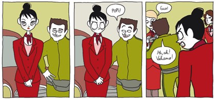 La ricetta di leggerezza per graphic novel di Penelope Bagieu