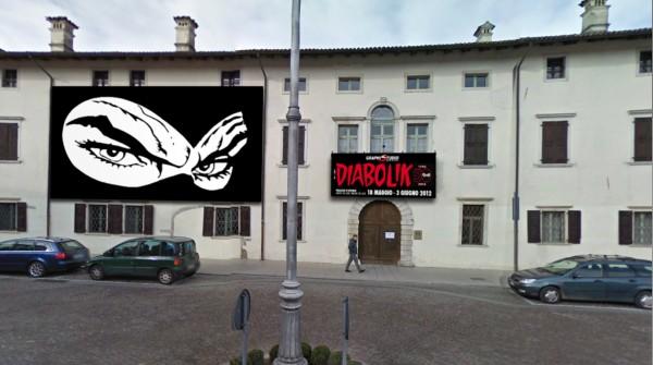 Il 18 maggio inaugurazione della mostra: Diabolik, cinquant'anni vissuti diabolikamente