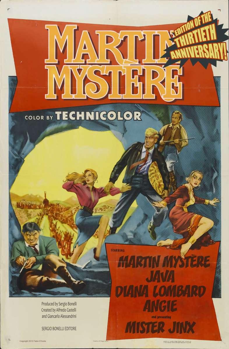 Martin Mystére: oltre la serie regolare
