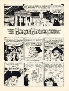 Intervista a Lucio Filippucci per i 30 anni di Martin Mystère