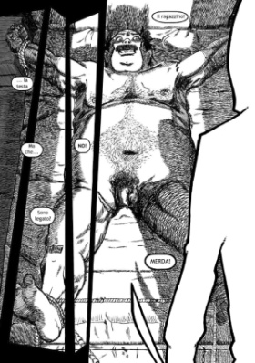 Miki #2: la violenza genera mostri