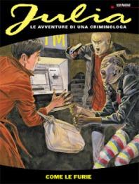 Julia #164 – Come le furie (Berardi, Calza, Zaghi)