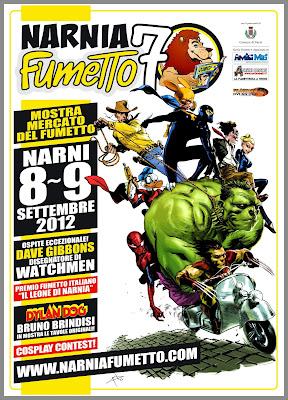 Nasce il Leone di Narnia Fumetto, nuovo premio per mondo delle nuvole parlanti - loca-2012