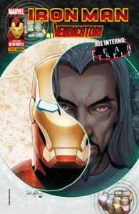 Iron Man e i Vendicatori #50 (Larroca, Fraction, di Giandomenico)