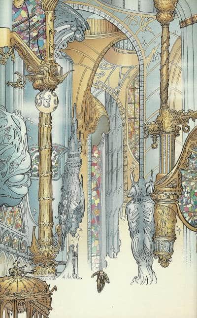 Planetary: tecnodelia, meraviglie e mistica secondo Warren Ellis