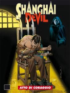 Shanghai Devil #8 - Atto di Coraggio (Manfredi, della Monica)