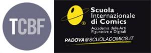 """Scuola Internazionale di Comics presenta: Primo Concorso Internazionale per Nuovi Autori """"TCBF"""""""