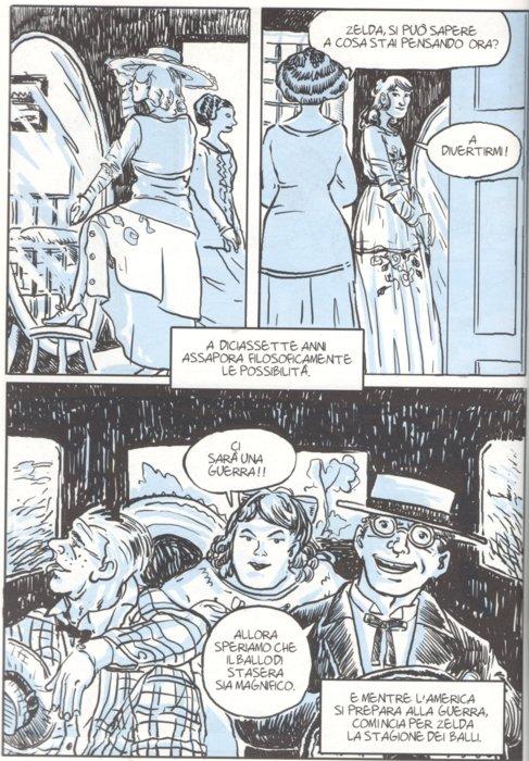Zelda Fitzgerald tra letteratura e fumetti per Minimum Fax