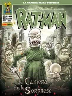 Rat-Man #90 - La camera delle sorprese (Ortolani)